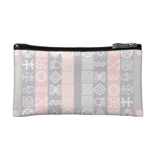Boho-chic Ethnic Graphic - Cosmetic Bags