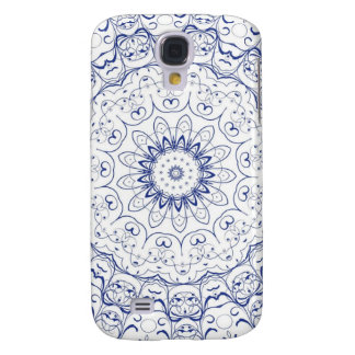 Boho Chic Lace Look Galaxy S4 Case