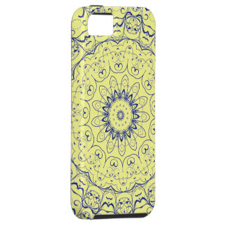 Boho Chic Lace Look iPhone 5 Cover