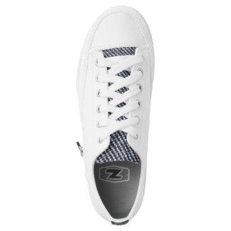 BOHO CHIC white Designer custom converse Sneakers