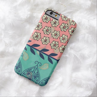 Boho Daisy iPhone 6 Case Barely There iPhone 6 Case