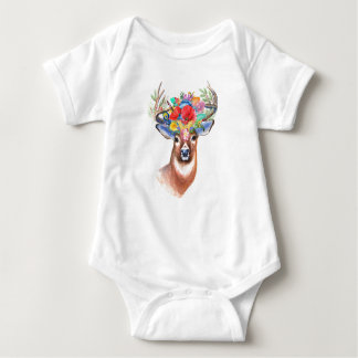 Boho Deer | Bodysuit