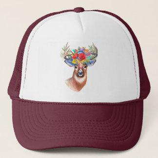 Boho Deer | Trucker Hat