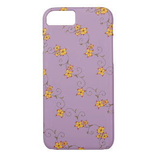 Boho Flowering Vine iPhone 7 Case
