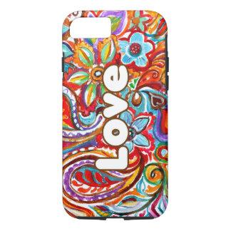 Boho Love iPhone 8/7 Case