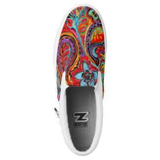 Boho Love Slip On Shoes