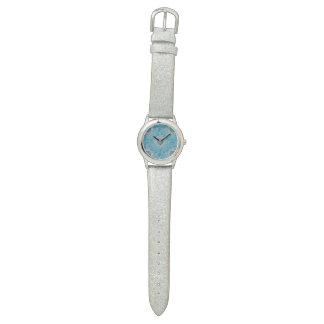 Boho mandala abstract pattern design watch