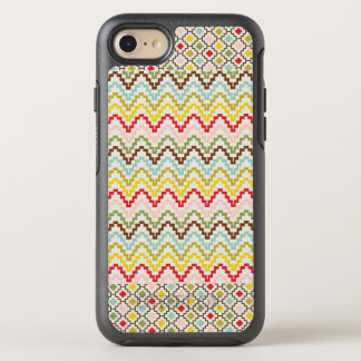 Boho Native American Tribal Pattern OtterBox Symmetry iPhone 7 Case