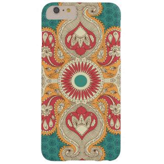 Boho Paisley Pattern iPhone 6 Plus Case