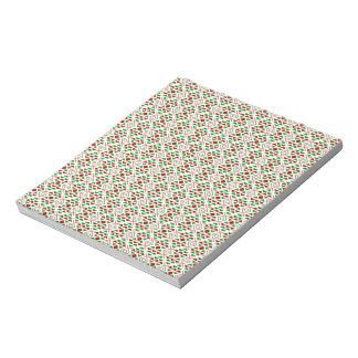 Boho pattern Notepad - 40 pages