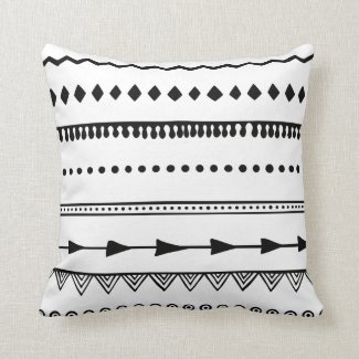 Boho Style Throw Cushion