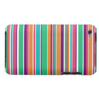 Boho Summer Stripes Barely There iPod Covers