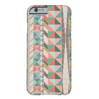 Boho Tapestry Stripe Barely There iPhone 6 Case