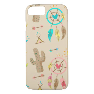 Boho Tribal Chic iPhone Case