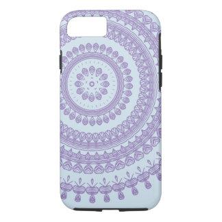 Boho Tribal Folk Nature Gypsy Circle Hippy Pixie iPhone 8/7 Case