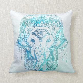 Boho Watercolour Pillow