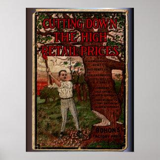 Bohon's Kentucky Bluegrass Buggies Poster