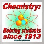 Bohr atom posters