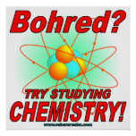 Bohred? Try Studying Chemistry!