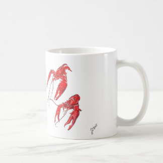 Boiled Crawfish Mug