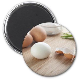 Boiled Eggs Magnet