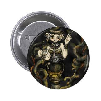 Boiler 6 Cm Round Badge