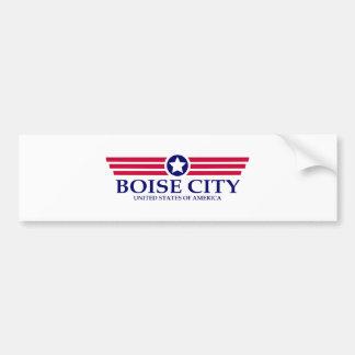 Boise City Pride Bumper Sticker