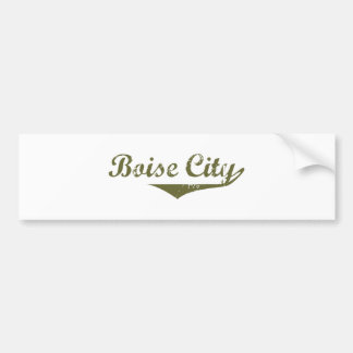 Boise City Revolution tee shirts Bumper Stickers