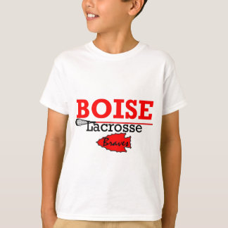 Boise High Girls Lacrosse T-Shirt