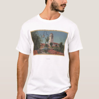 Boise, ID - View of Union Pacific T-Shirt