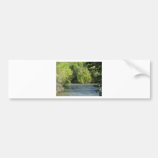 Boise River Bumper Sticker
