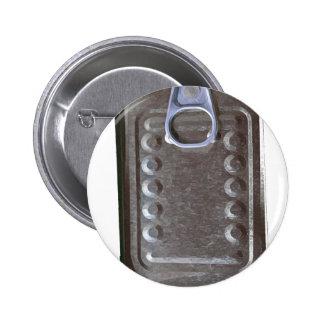 boite à sardines badge avec agrafe