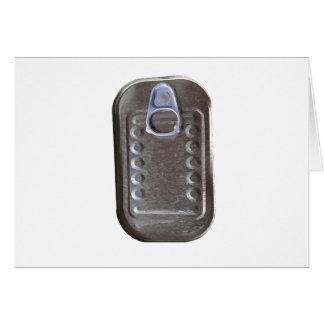 boite à sardines carte de vœux