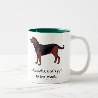 Bojangles Two-Tone Coffee Mug