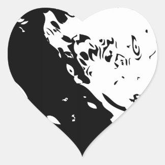 Bojnice Heart Sticker