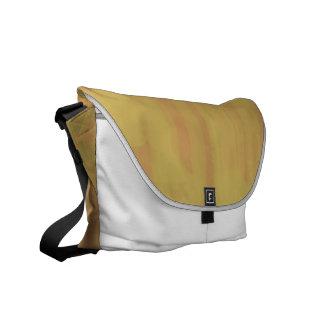 bokeh 04 hearts golden I Courier Bags