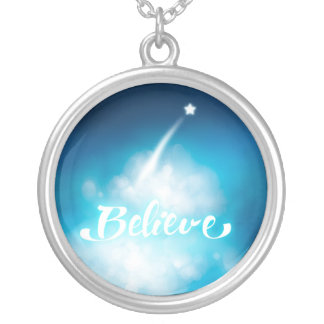 Bokeh Believe Colgante