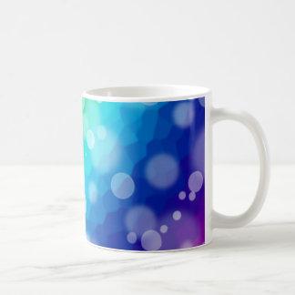 Bokeh Rainbow Pattern Coffee Mug