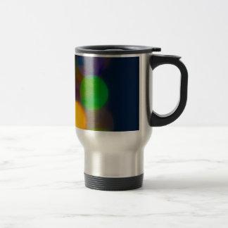 bokeh travel mug