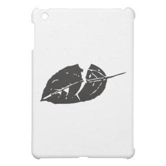 boken leaf case for the iPad mini