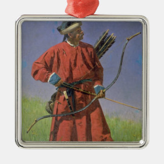 Bokharan Soldier , 1873 Christmas Ornament