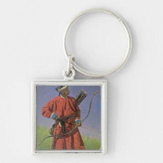 Bokharan Soldier , 1873 Key Chains