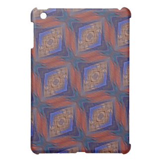 Bold Abstract Art Fabric Design Speakers, Mousepad iPad Mini Cases