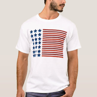 Bold American Flag T-Shirt