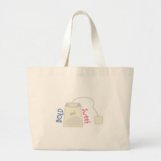 Bold And Sweet Canvas Bags