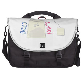 Bold And Sweet Commuter Bag