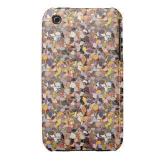 Bold Bright Digital Art Abstract iPhone 3 Case