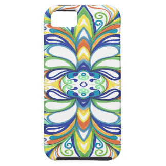 Bold, Bright Graffiti Doodle Case For The iPhone 5