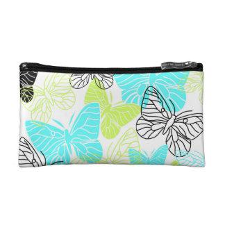 Bold Butterflies Makeup Bags