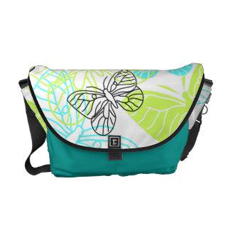 Bold Butterflies Commuter Bags